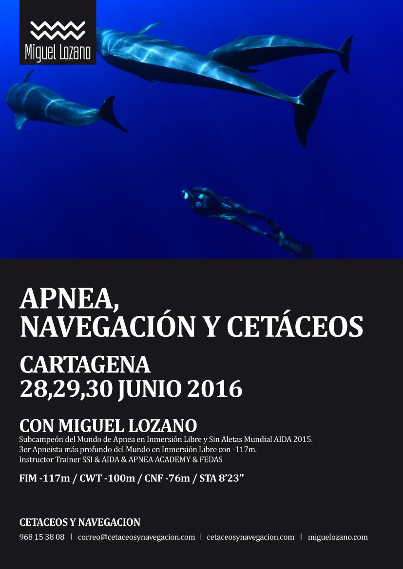 Curso Apnea Cartagena